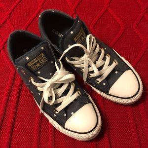 Converse All Star Polka Dot Sneakers